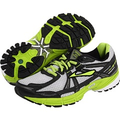 Brooks Adrenaline GTS 11.  Heavy duty support, not so heavy weight.