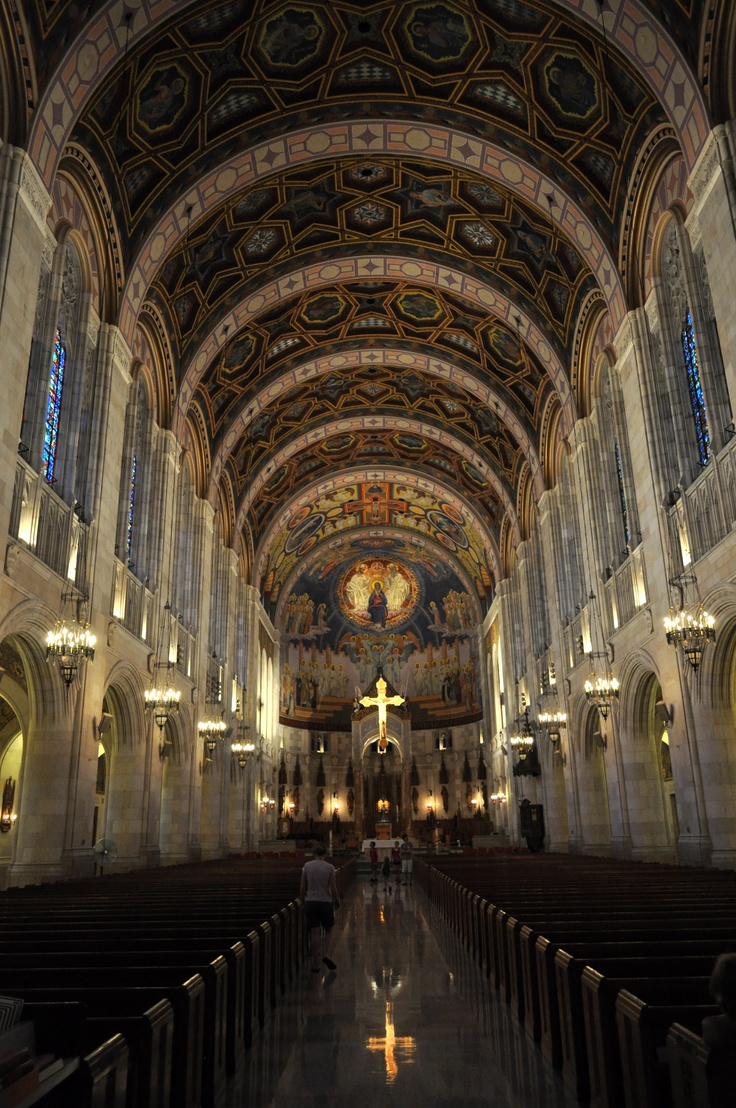 Our Lady, Queen of the Most Holy Rosary Cathedral - Toledo Ohio