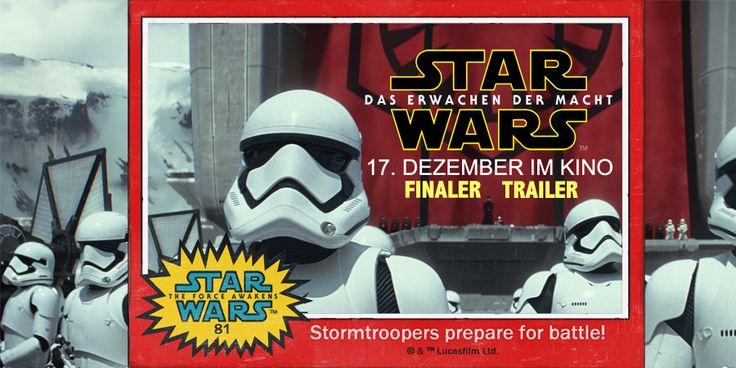 Star Wars 7 - Final Trailer - The Force Awakens - Lucasfilm - kulturmaterial