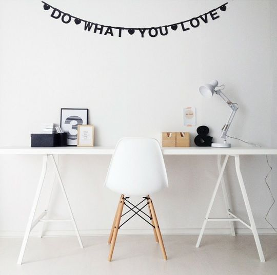 #Wordbanner #tip: Do what you love - Buy it at www.vanmariel.nl - € 11,95