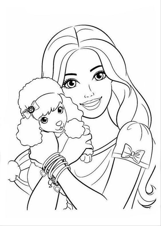coloring pages shosh channel - photo#38