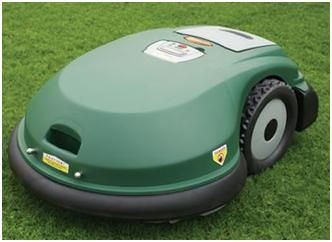 lawn mower, solar powered robot! That's the dream, right there.