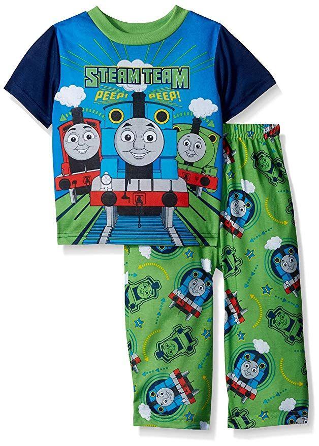 Thomas /& Friends Baby Thomas The Train Boys 2-Piece Pajama Set