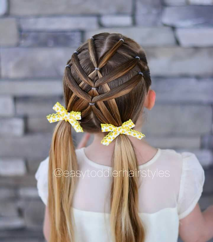Tricky But Is Pretty Hair Styles Little Girl Hairstyles Cute Hairstyles