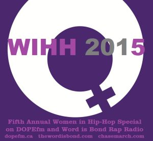 5th Annual Women in Hip-Hop Special on DOPEfm