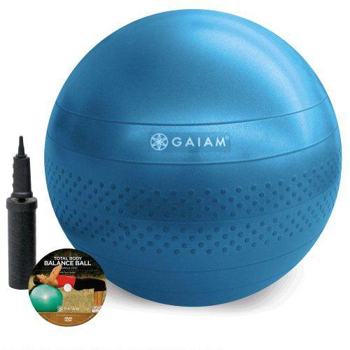 Gaiam Total Body Balance Ball Kit (75cm) with Stretch Str... https://www.amazon.com/Gaiam-Total-Balance-Stretch-Strap/dp/B01AUOS0IY/ref=as_li_ss_tl?ie=UTF8&redirect=true&linkCode=ll1&tag=khan033-20&linkId=cea4f69ca101a63838becdd37041d48d