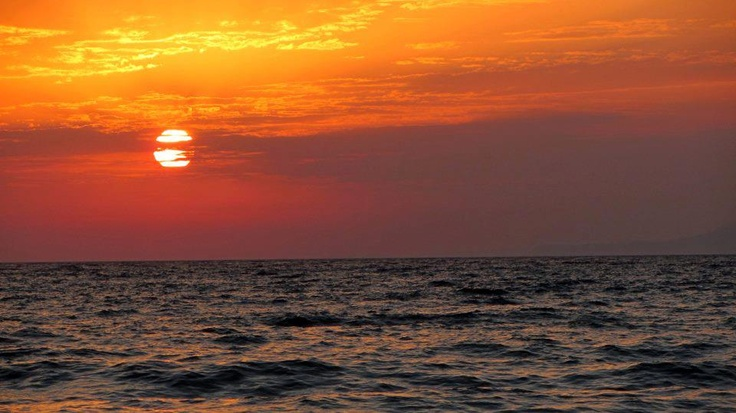 sunset kastro