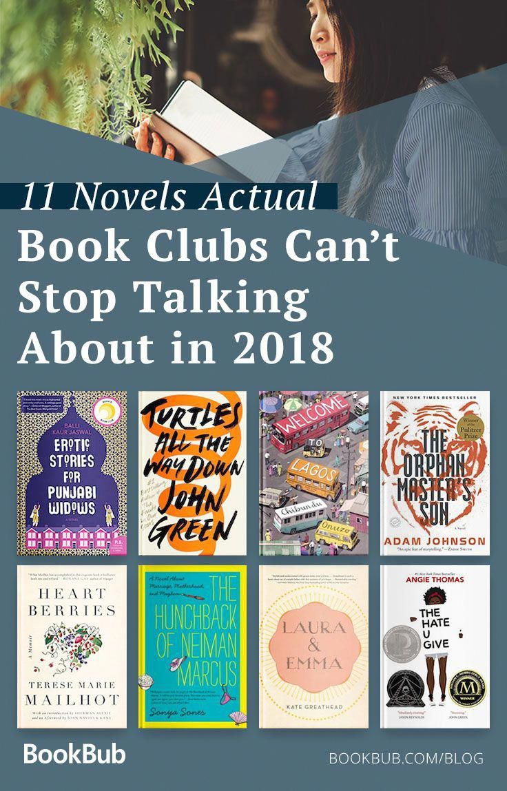 11 Novels Actual Book Clubs Can t Stop Talking About