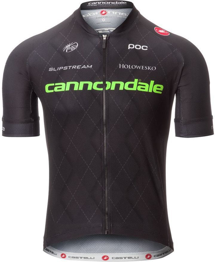 Castelli Cannondale Team 2.0 Full-Zip Jersey