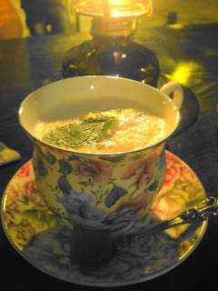 'More tea, vicar?' cocktail from Orphanage on Bree Street