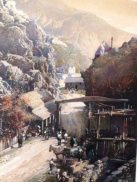Noel Harry Leaver, (British, 1889-1951) - Watercolour