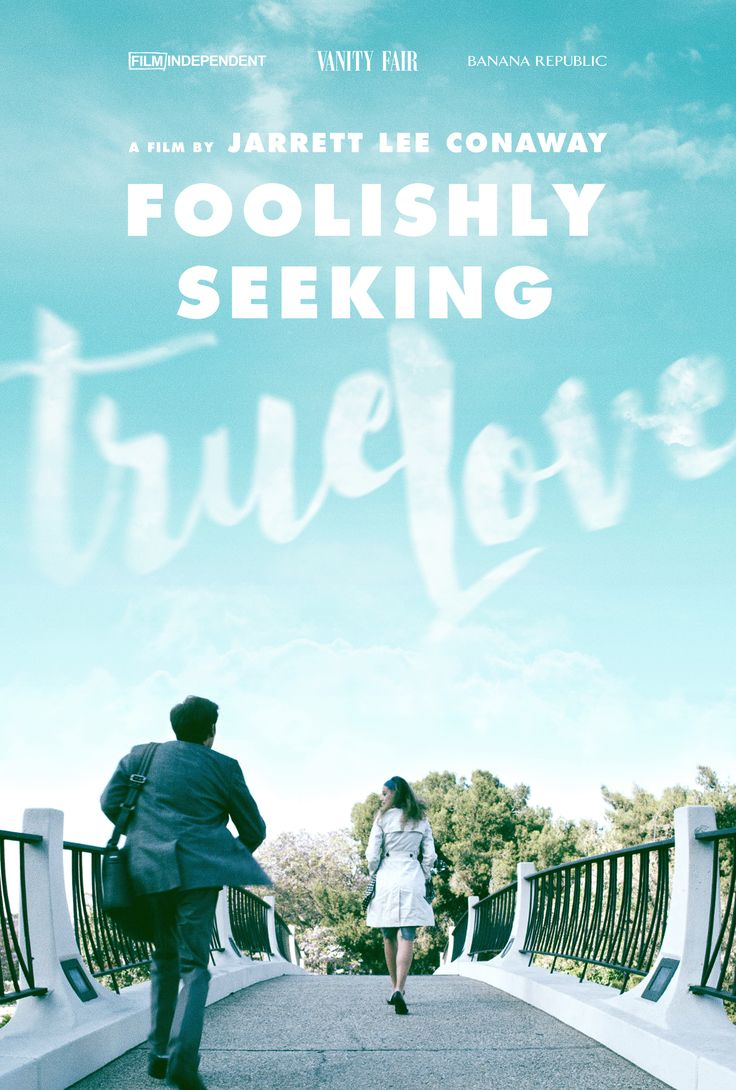 Poster design key - Foolishly Seeking True Love Movie Poster By Www Chargefield Com Graphicdesign Design
