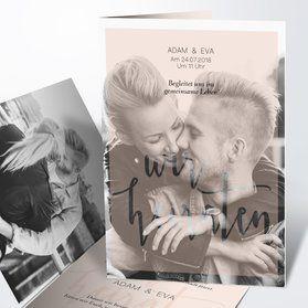 8 besten Hochzeitseinladung Bilder auf Pinterest