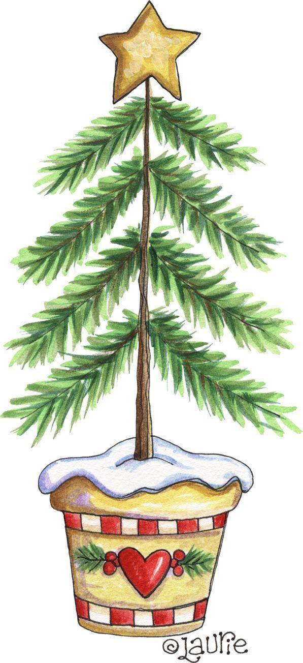 Christmas Tree Clip Art Clipart Etc Christmas