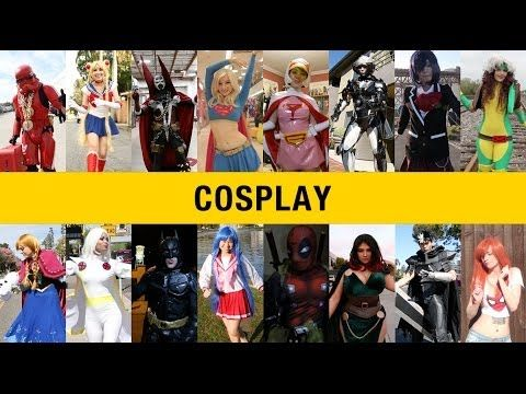 Cosplay - A Happy Parody - YouTube