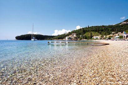 Holidays in #Kalami #Corfu the most beautiful bay