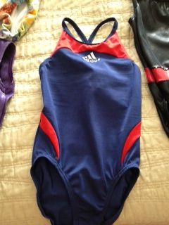 Gymnastics Leotard in craghead's Garage Sale in plano , TX for $20.00. Adidas leotard, child medium