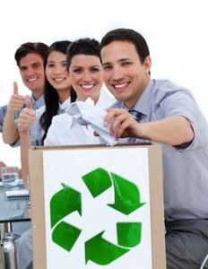 How to blend sustainability and human resources.