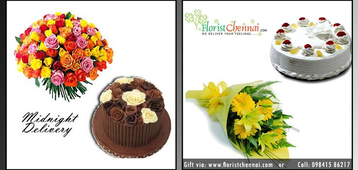 Best Place To Buy Birthday Cakes In Chennai