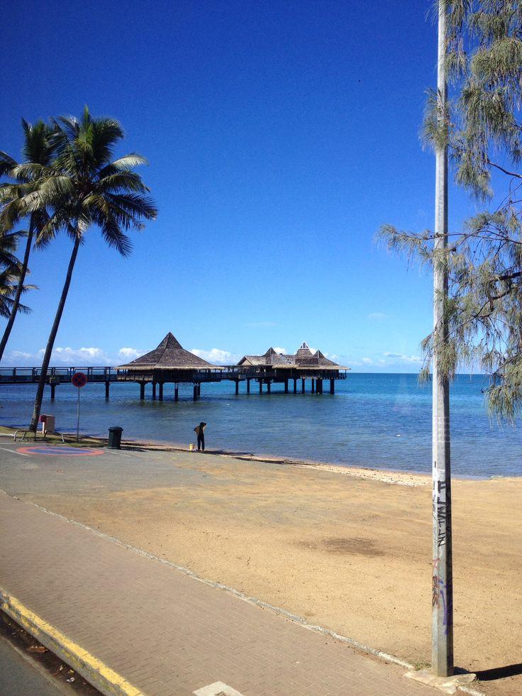 New Caledonia.