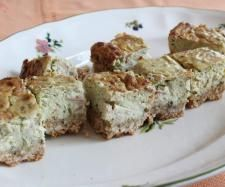 Ricetta CHEESE CAKE AL PESTO - Ricetta della categoria Antipasti