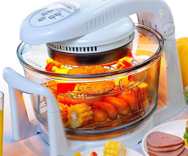 Turbo Countertop Convection Oven | DudeIWantThat.com