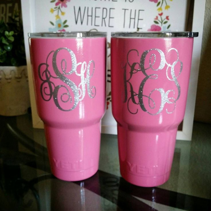 Yeti Tumbler 30 Oz Rambler, Personalized YETI, Colored YETI, Personalized tumbler by PaolaBrownShop on Etsy https://www.etsy.com/listing/247782975/yeti-tumbler-30-oz-rambler-personalized