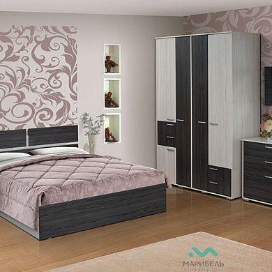 Спальня Ивушка-1,2,3 купить в Екатеринбурге | Мебелька