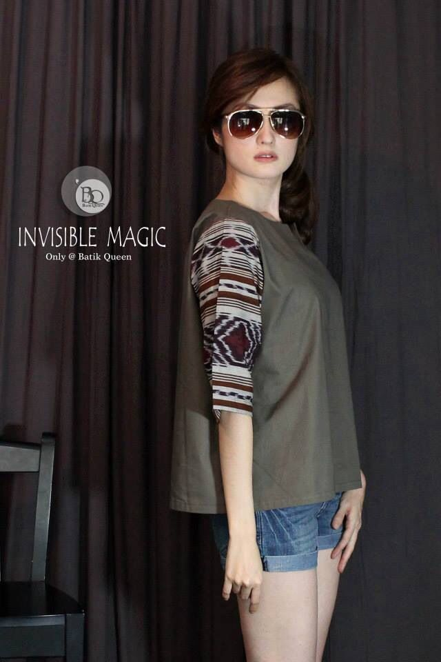 Indonesia Ikat Outfit