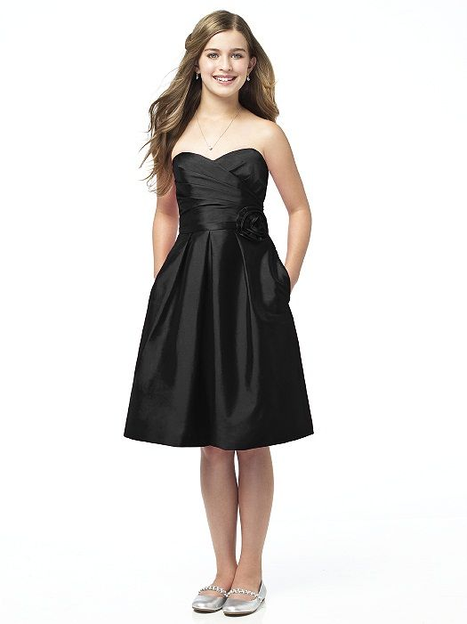 Alfred Sung Junior Bridesmaid style JR506 http://www.dessy.com/dresses/junior-bridesmaid/jr506/#.UkGn0BYTvL8