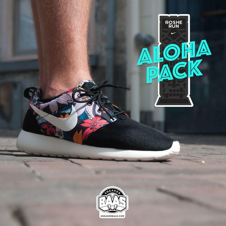 "#nike #nikerosheone #nikealoha #alohapack #rosherunaloha #sneakerbaas #baasbovenbaas  Nike Roshe One ""Aloha""! - Still available!  For more info about your order please send an e-mail to webshop #sneakerbaas.com!"