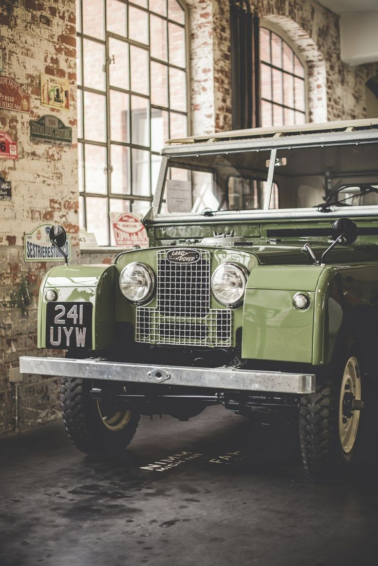 937 best Land Rover Series 3 images on Pinterest | 4x4, Range rover ...