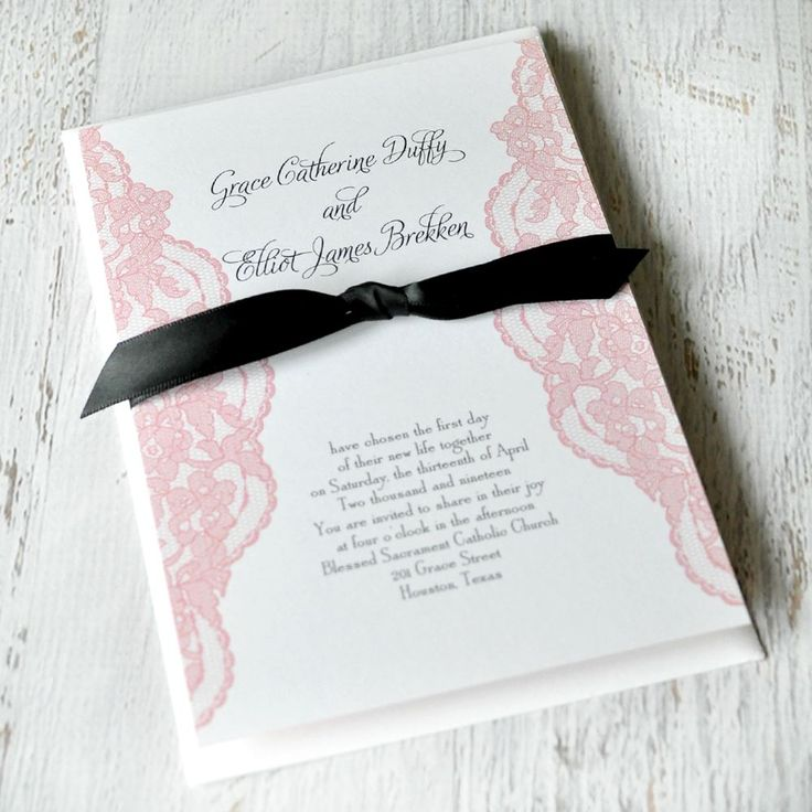 Lacy Gates Invitation 887 best Wedding