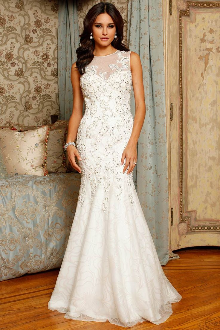 37 best bridal collection 2014 images on pinterest bridal find your dream wedding gown in jovanis large selection of beautiful wedding dresses let jovani dress everyone in your bridal party for your big day ombrellifo Choice Image