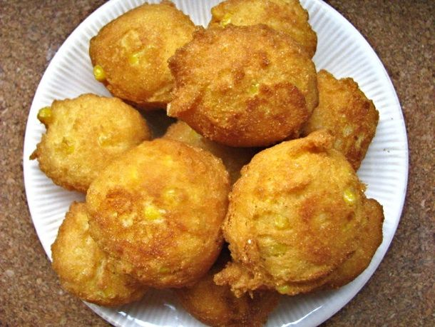 Corn Fritters from Serious Eats: Recipes by Sydney Oland