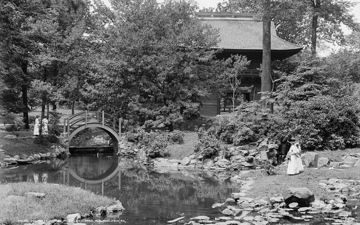 History – Shofuso Japanese House and Garden