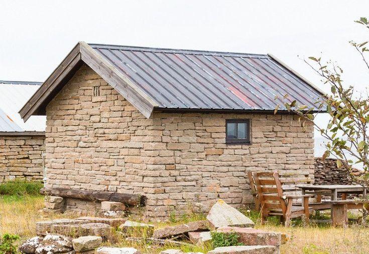 Bauanleitung für Gartenhaus aus Stein