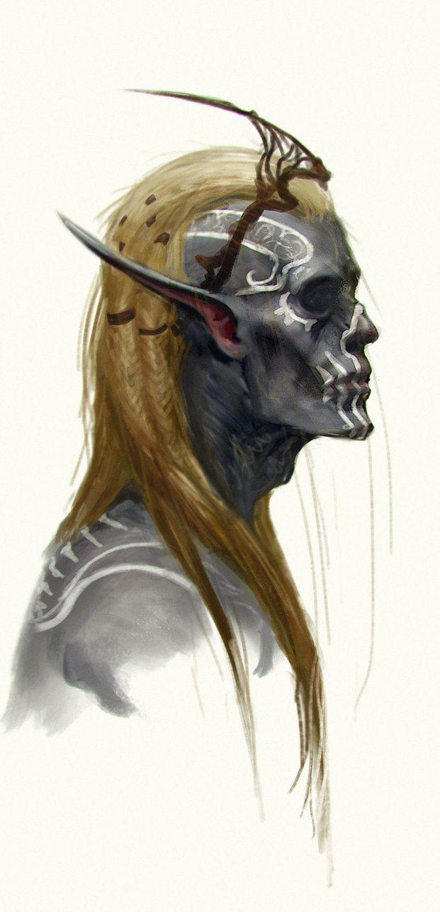 dark_elf_doodle_by_mythrilgolem1-d7pg82z.jpg (621×1287)