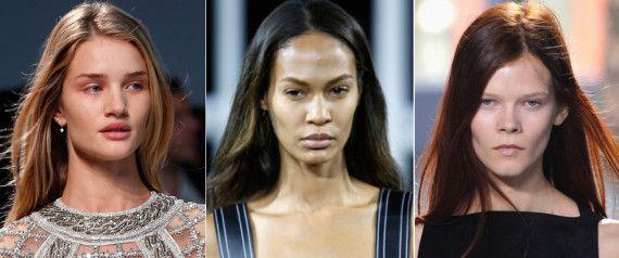 No Makeup? No Problem, Says Fashion Week's Beauty Forecast