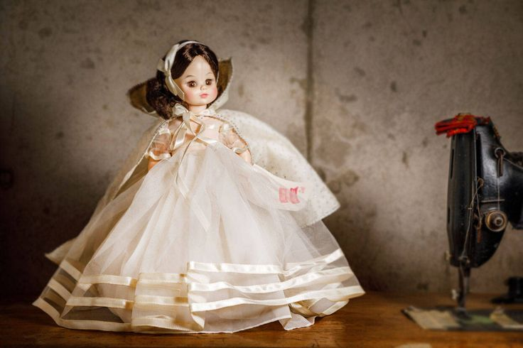 A personal favorite from my Etsy shop https://www.etsy.com/listing/560262913/madame-alexander-snow-white-doll-1555