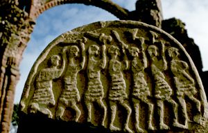 """""""The Saxons ruled England for 600 years, forming the basis of its culture, language and borders."""""""