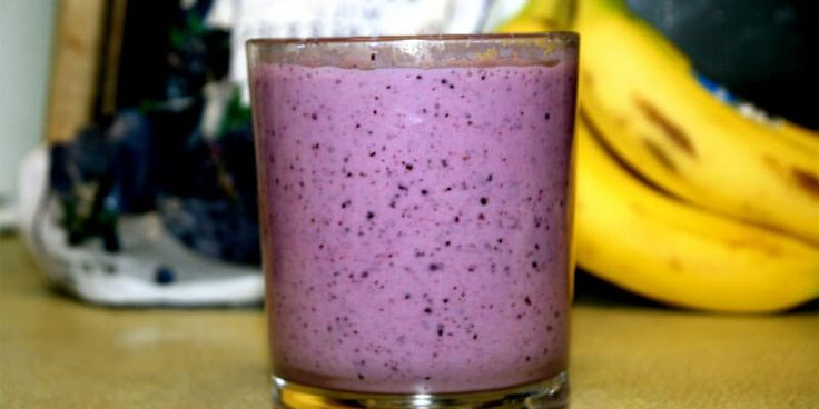 How to Cure Hangover With a Delicious Smoothie