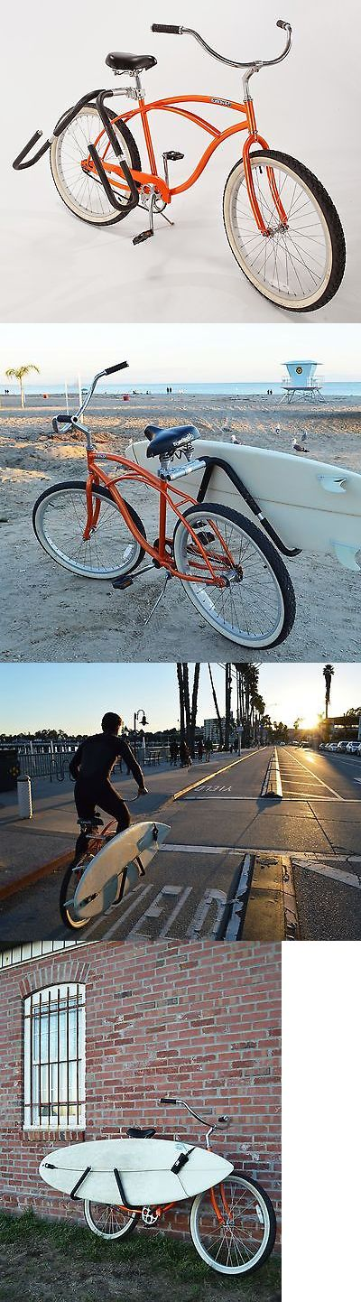 Car Racks 114254: Moved By Bikes Mbb Shortboard Surfboard Bicycle Rack. -> BUY IT NOW ONLY: $101.64 on eBay!