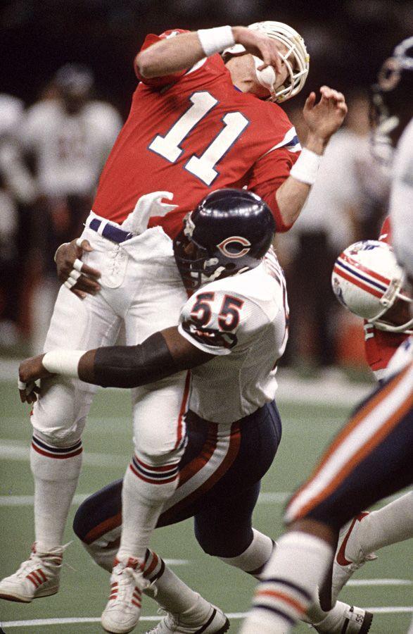 1985 New England Patriots (Super Bowl xx -- Chicago 46, New England 10