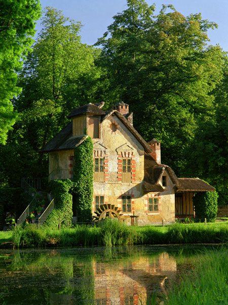 La propriété de campagne de Marie-Antoinette
