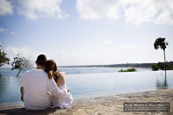 Post-Wedding at Four Season Resort Jimbaran