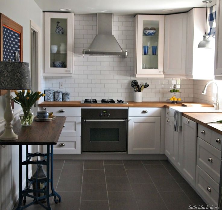 Best 25 Tiny Kitchens Ideas On Pinterest: 25+ Best Ideas About L Shaped Kitchen On Pinterest