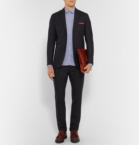 Oliver Spencer - Clerkenwell Slim-Fit Cotton Oxford Shirt