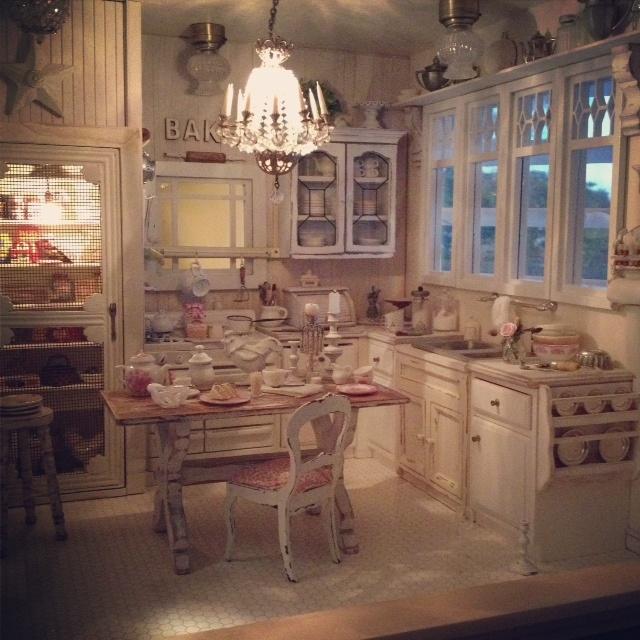 17 Bästa Bilder Om Dollhouse; Miniatures På Pinterest