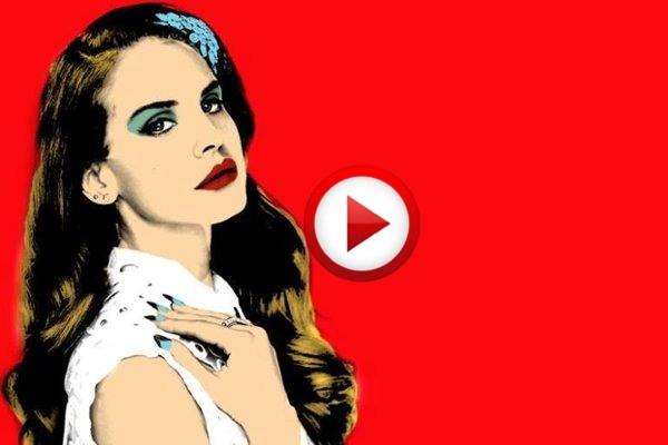 Lana Del Rey - Burning Desire Video #music, #videos, https://facebook.com/apps/application.php?id=106186096099420